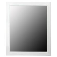 Weiß schwarz Ps-Spiegel-Rahmen, die verschiedene Größe
