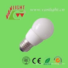Глобус формы CFL 7W Энергосберегающие лампы (VLC-GLB-7W-E27)