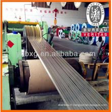 Bande en acier inoxydable 316L avec de bonne qualité (prix en acier 316L / kg)