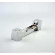 Accessoires électroniques de griffe de canard d'éclairage d'alliage d'aluminium