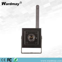 CCTV 1.0MP Mini Wireless Wire Security IP Camera