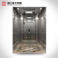 China Supplier ZhujiangFuji Professional CE Auto Door Elevator 10 People Commercial Passenger Lift