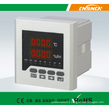 Wsk-306 Panel Size 72*72mm LED Digital Display Industrial Usage Temperature and Humidity Controller with RS 485
