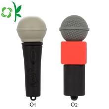 Etui pour lecteur flash 2.0 Microphone Cache pour lecteur flash USB