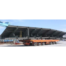 Trolley de pneu mobile hydraulique 50-900t