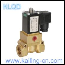 4 way solenoid valve 220v /China solenoid valve /KL0311 Series 4/2 Way Brass Solenoid Valve