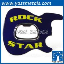 engrave metal music bottle opener