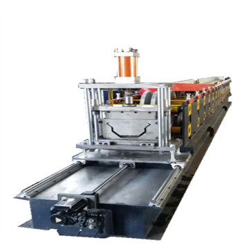 Uzbekistan light keel roll forming machine