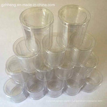 OEM novelty plastic packaging box (cylinder packaging)