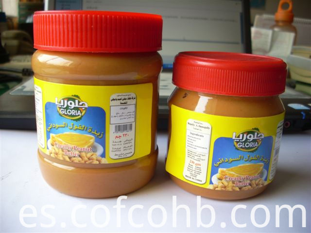 Bottled Peanut Butter 500g