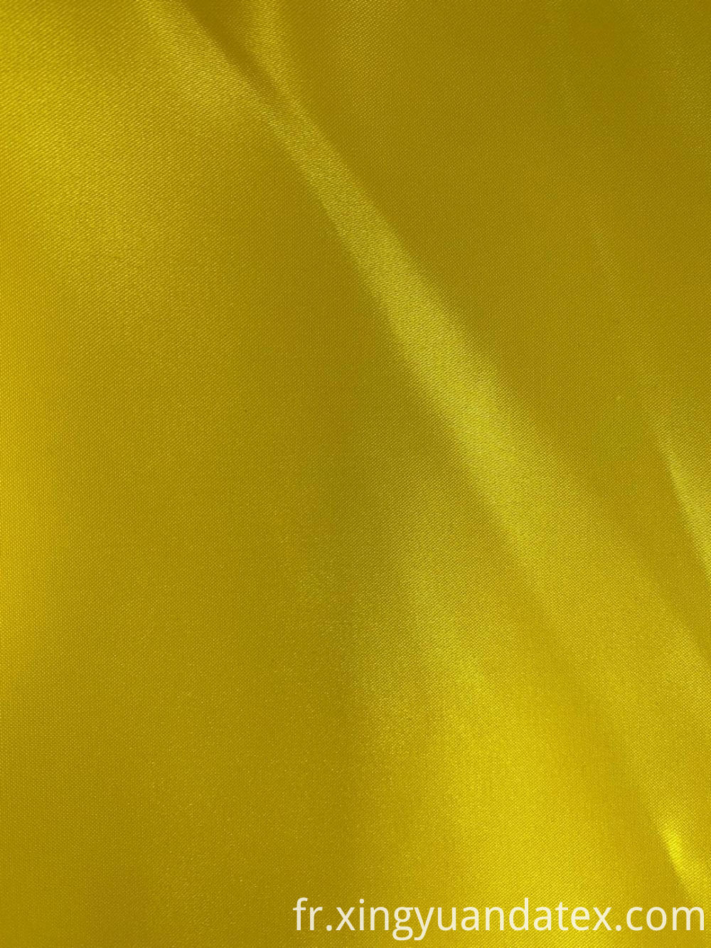 100 Percent Polyester Satin Fabric