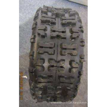 Máquina de gramado para uso de pneu e tubo 500-6