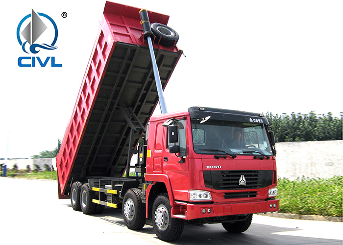 8x4 Tipper Heavy Duty Trucks 1