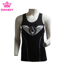 Custom Compression Fitness Tanktops für Herren