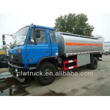 Горячая продажа Dongfeng дизельный грузовик-цистерна, 12-15M3 топливо грузовик-цистерна размеры