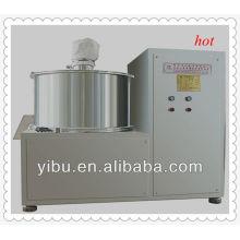 Ball granulating machine for ceramic industry