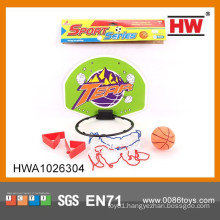 Popular Sport Game Plastic Portable Basketball Hoop For Kids