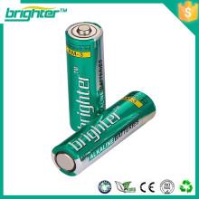 3.5v aa bateria bateria aa bateria alcalina CE RoHS 3x1.5v aa bateria