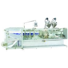 Machine à emballer de sachet d'émulsion de corps