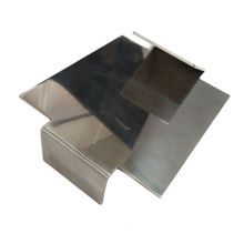 Customized stamped stainless steel z shaped s shaped bracket angle support brackets