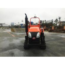 Tracteur sur chenilles écoénergétique