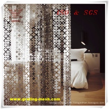 Aluminum Alloy/ Decorative/ Metal Curtain Mesh for Building