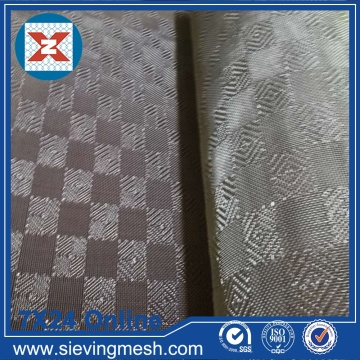 Roestvrij staal Twill Weave Wire Cloth