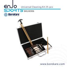 Borekare Hunting Military 25-PCS Universal Gun Cleaning Kit