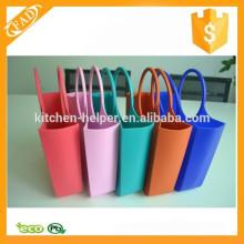 FDA padrão saco de silicone impermeável promocional