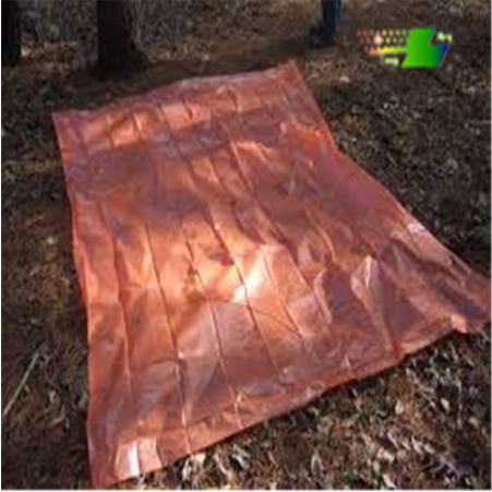 red Disposable Tube Tent