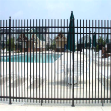 Ornamental Aluminium Swimming Pool Fence Designs