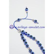 Blue Evil Eye Worry Beads wholesale