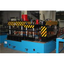 Bandeja de cable perforada Acero galvanizado y acabado anti corrsion HDG ranura ranura de conducto de fabricación de rollo de fabricación de la máquina Filipinas