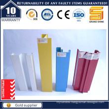 Colorful Anodized Aluminium/Aluminum Profile (ISO9001)