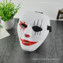 Masque en plastique pour masque Halloween