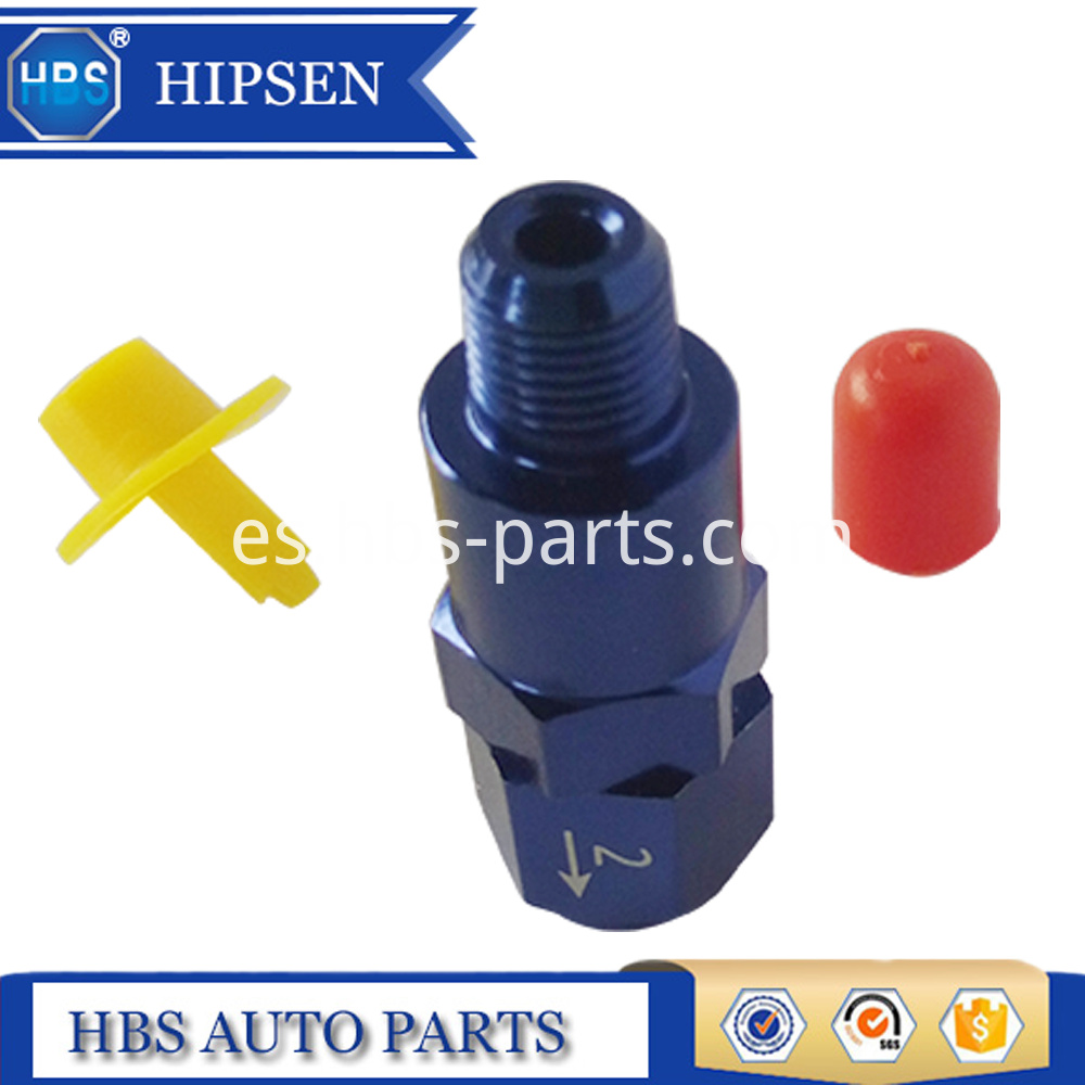 1/8 Inches Inlet Port Residual Valve