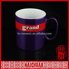 Taza de café italiana de cerámica de la caliente-venta d