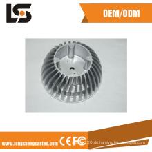 Industrielle Kühlkörper-Aluminiumverdrängungs-Profil-Kühlkörper-Druckguss-Fertigung