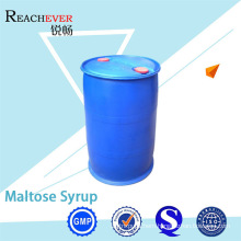 Halal Food Additives Maltose Syrup 85% De 47-53 Food Sweetener Maltose Syrup with Food Grade