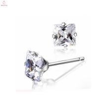 Fancy Schmuck Silber 925 Zircone Stein Ohrringe