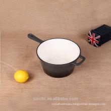 China multifunctional enameled skillet for boil