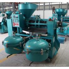 Prensa de aceite controlada por temperatura automática Guangxin con filtro Modelo Yzlxq10-8