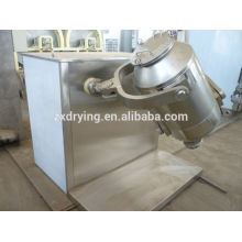 Tres seco de acero inoxidable tridimensional oscilación máquina de mezcla / tres dimensiones