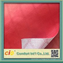 Мода Новый Дизайн Красивая Вышивка Замши Ткань Для Диван