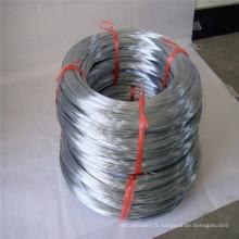 Hot DIP Galvanized Iron Wire 25kg / Coil