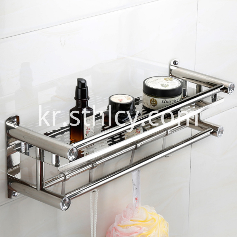 Multilayer Stainless Steel Shelf