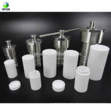 Chemical Hydrothermal Autoclave Reactor with Teflon Chamber Hydrothermal Synthesis 2000ml