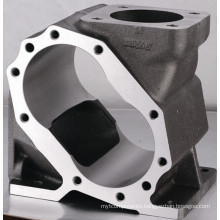 Customized Ductile Sand Casting for Gear Pump