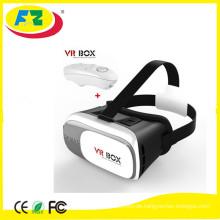 Großhandel Vr Box 3D Brille mit Bluetooth Gampad Bluelight Film