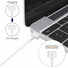 85W Magsafe2 T Connector Power Adapter For MacBook